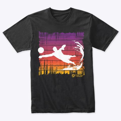 Florida Region: Dig It (Guys) Vintage Black T-Shirt Front