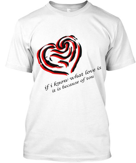 1246ef2f love T-shirt design: Teespring Campaign