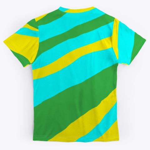 Tracks  Standard T-Shirt Back