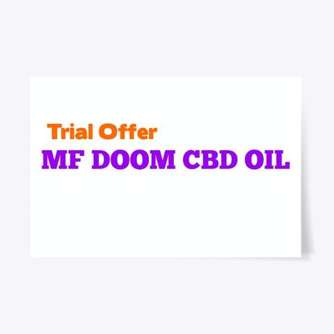Mf Doom Cbd Oil | Real Truth Standard T-Shirt Front