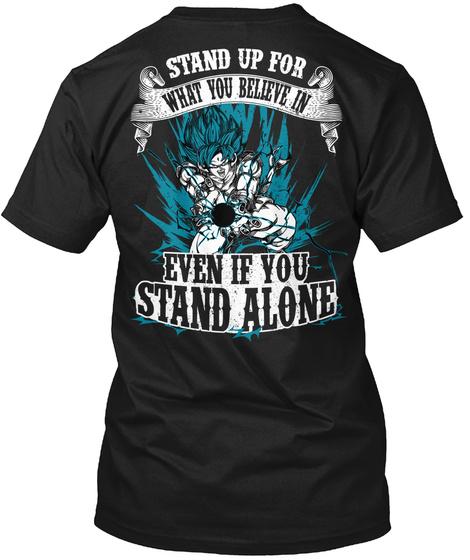 Gok God   Ts00204 Sslsho Black T-Shirt Back
