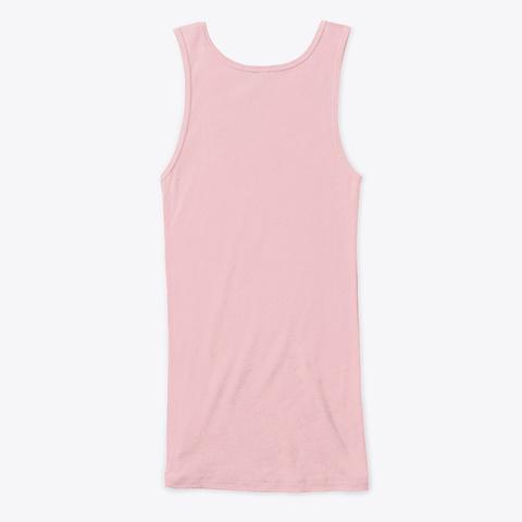 God Is Nature Soft Pink T-Shirt Back