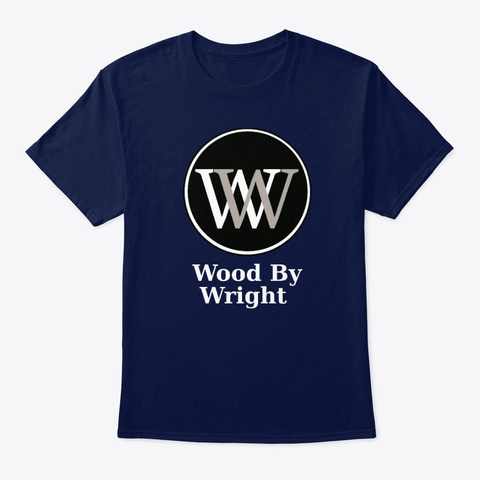 Wood By Wright Shirts Navy T-Shirt Front