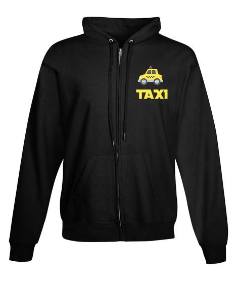 TAXI Full Zip Hoodie