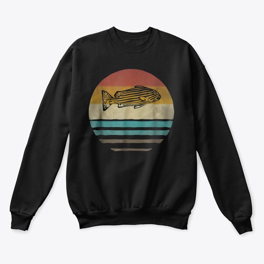 Zebrafish Shirt Retro Vintage Unisex Tshirt