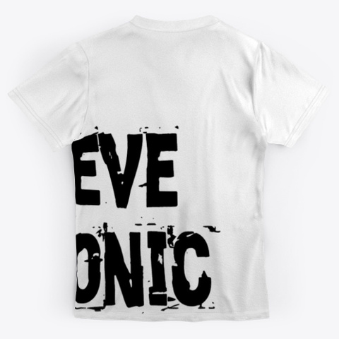 Grievechronic2/Puryf Collection By Aolab Standard T-Shirt Back