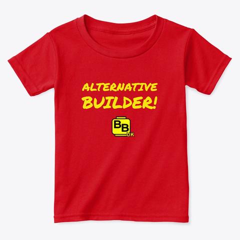 Kids BB UK Alternative Builder T-Shirt