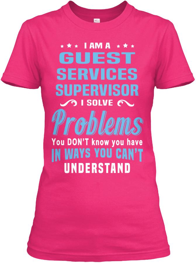 Guest Services Supervisor SweatShirt