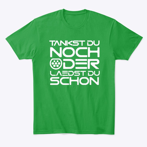 E Mobility In December Ii Kelly Green T-Shirt Front