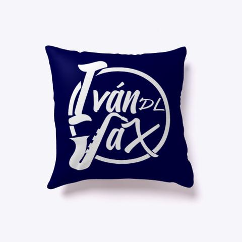 Ivan De Leon Sax  Dark Navy Kaos Back
