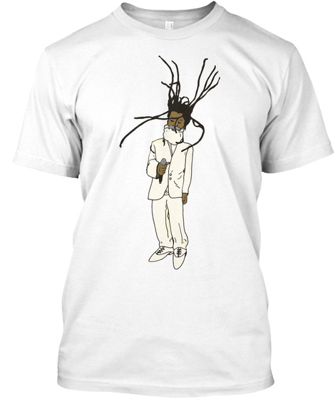 Don Carlos White T-Shirt Front