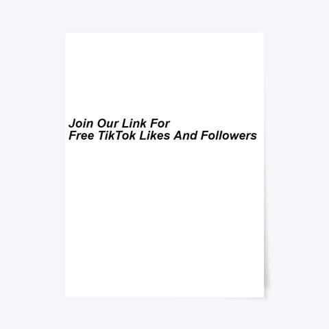 ®[[Unlimited]] Free Tik Tok Likes,Views Standard T-Shirt Front