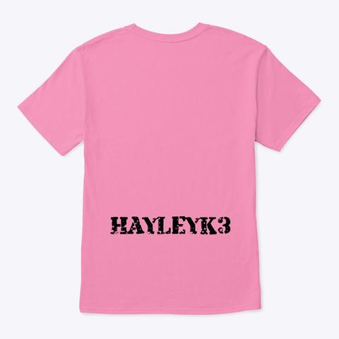 Team Nova Pink T-Shirt Back