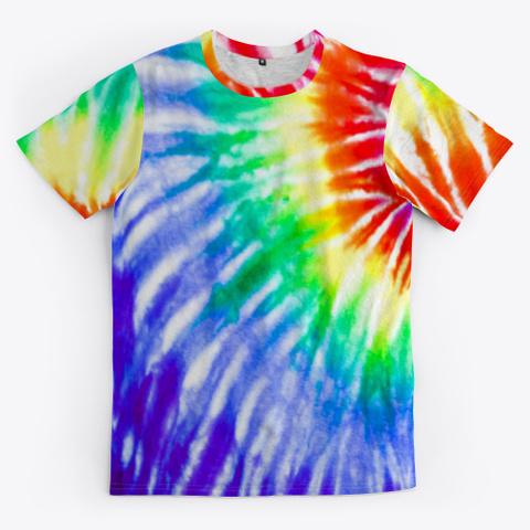 tie dye shirt patterns