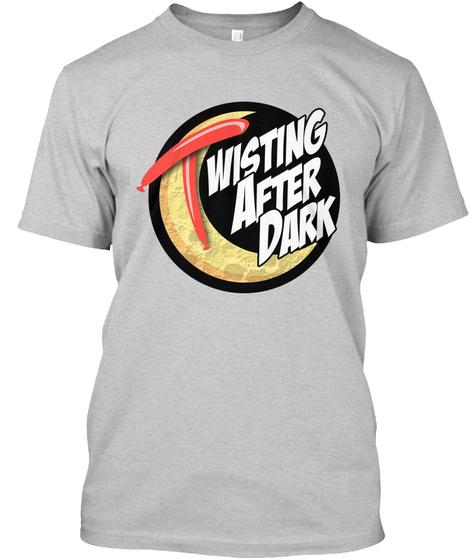 Wisting After Dark Light Steel T-Shirt Front
