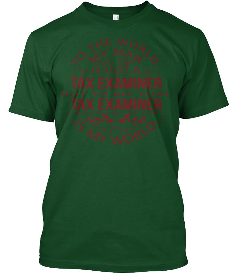 MY MAN - Tax Examiner SweatShirt