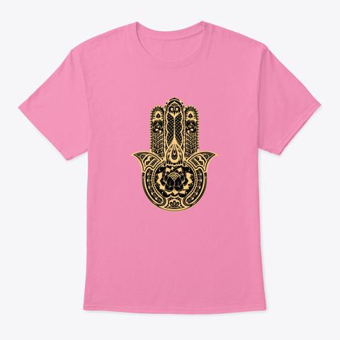 Creative Art Graffiti Pink T-Shirt Front