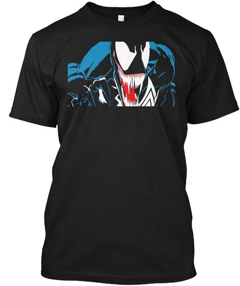 Venom T Shirt 2017 Black T-Shirt Front