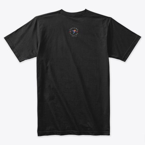 Stop Dreaming Black T-Shirt Back