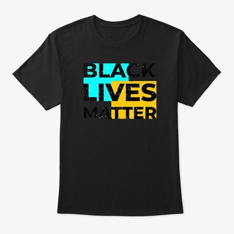 Blm T Shirt Black T-Shirt Front