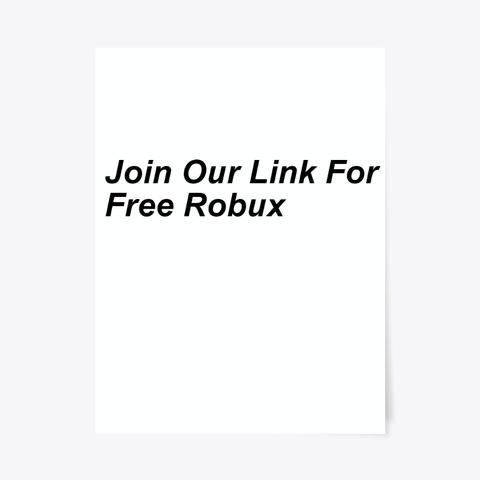 Exclusive |Free Robux Code Generator| Standard Maglietta Front