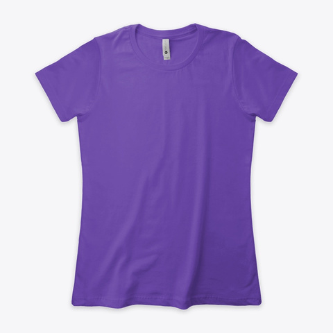 Corujas Purple Rush T-Shirt Front