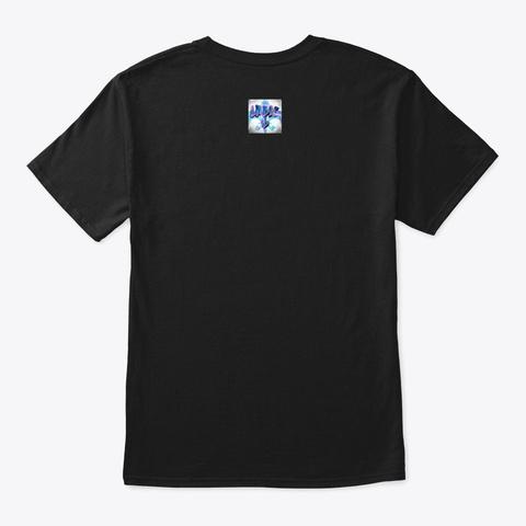 Did You Die? Black T-Shirt Back