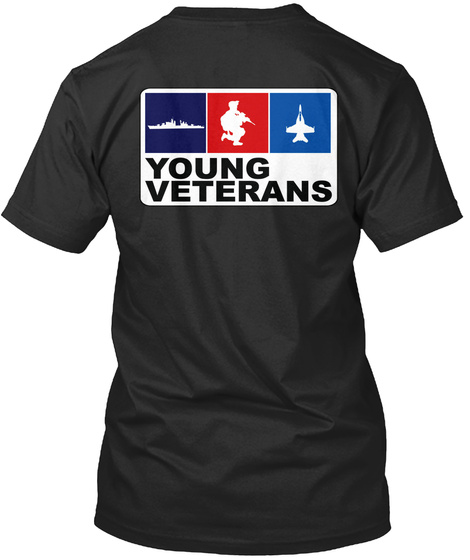Supporting Young Veterans RSL Unisex Tshirt