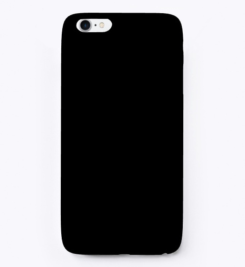 How Expert Phone Case   I Phone Black T-Shirt Front