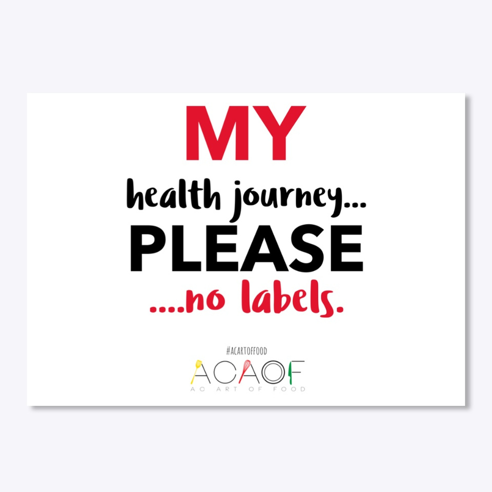 My Health Journey Products from ACAOF HealthFul Apparel