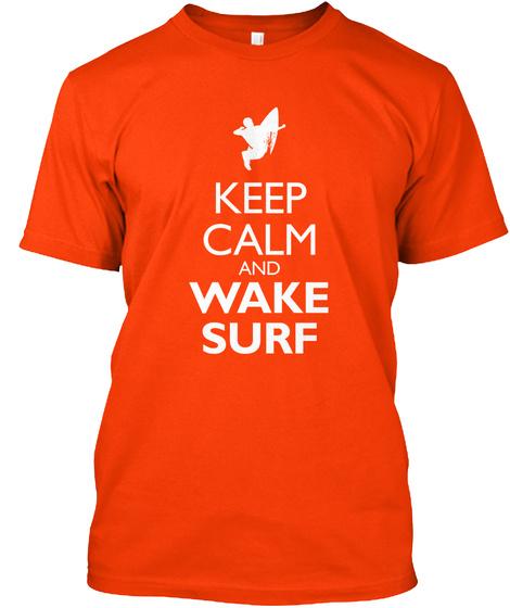 Xx Orange T-Shirt Front