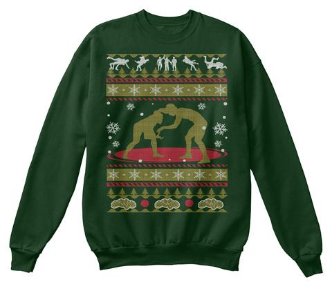 [LIMITED EDITION] Wrestling Ugly Sweater Unisex Tshirt