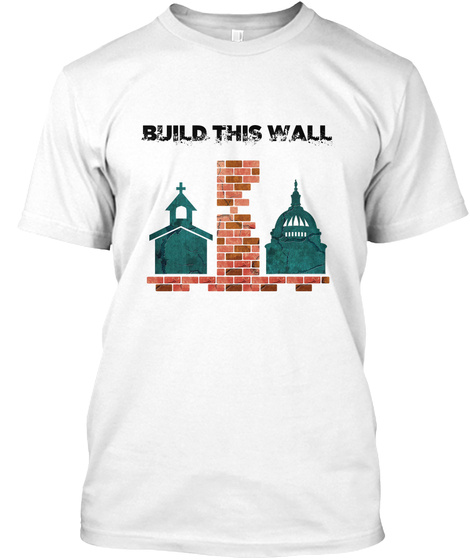 Build This Wall Funny Trump T Shirt Products From The Scorpio