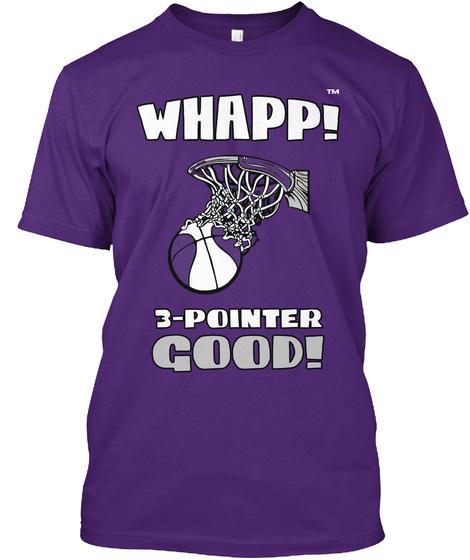 Tm Purple T-Shirt Front