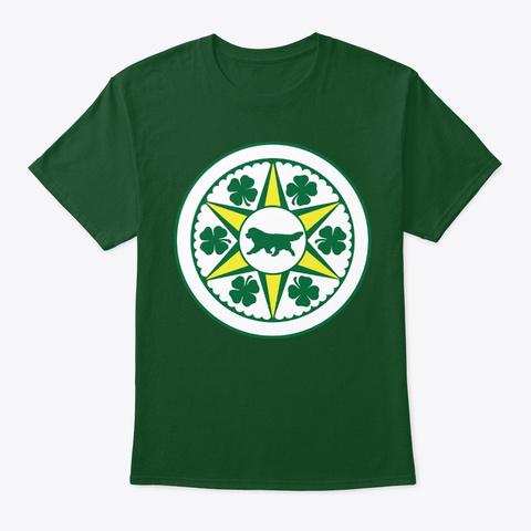 New Pen Del Celtic Classic 2019 Deep Forest T-Shirt Front