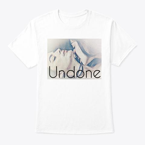 Lgbtq+ Elena Undone Fan Art White T-Shirt Front