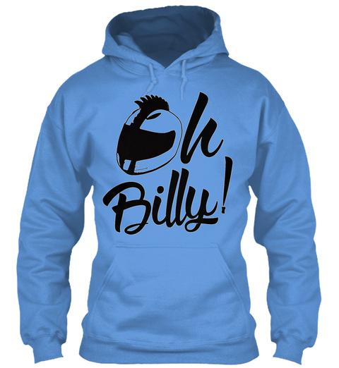 Oh Billy!  Carolina Blue T-Shirt Front