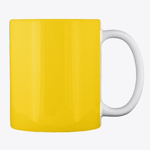 Here's To You! Lemon Yellow T-Shirt Back
