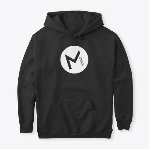 Mysticata Merch Black T-Shirt Front
