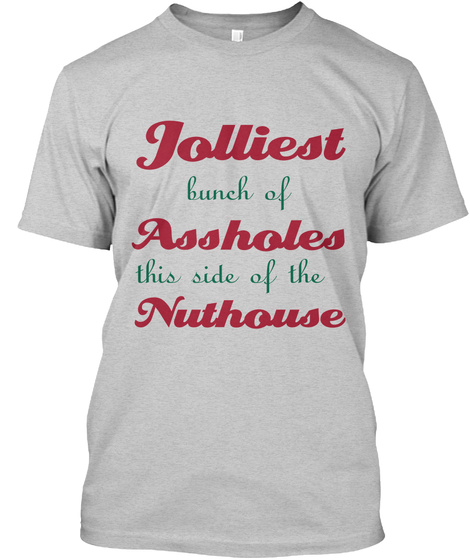 Christmas Vacation Shirts.Jolliest Funny Christmas Vacation Shirts