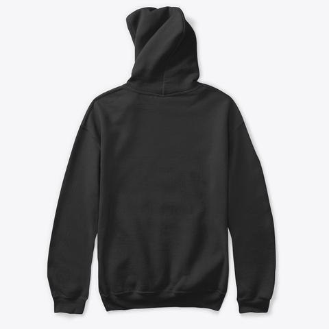 Hoodie Merchandise Black T-Shirt Back