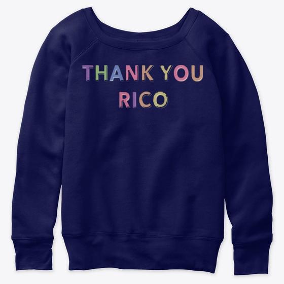 Thank you Rico T Shirts