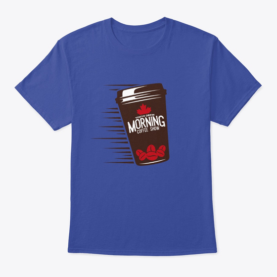 The Morning Coffee Unisex Tee