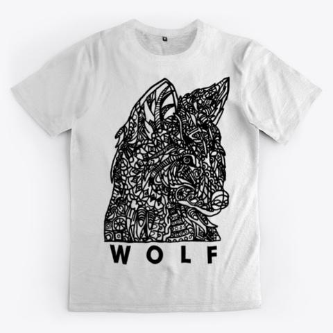 Wolf Standard T-Shirt Front