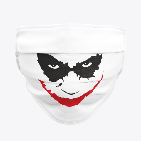 Vampire Mask Standard T-Shirt Front