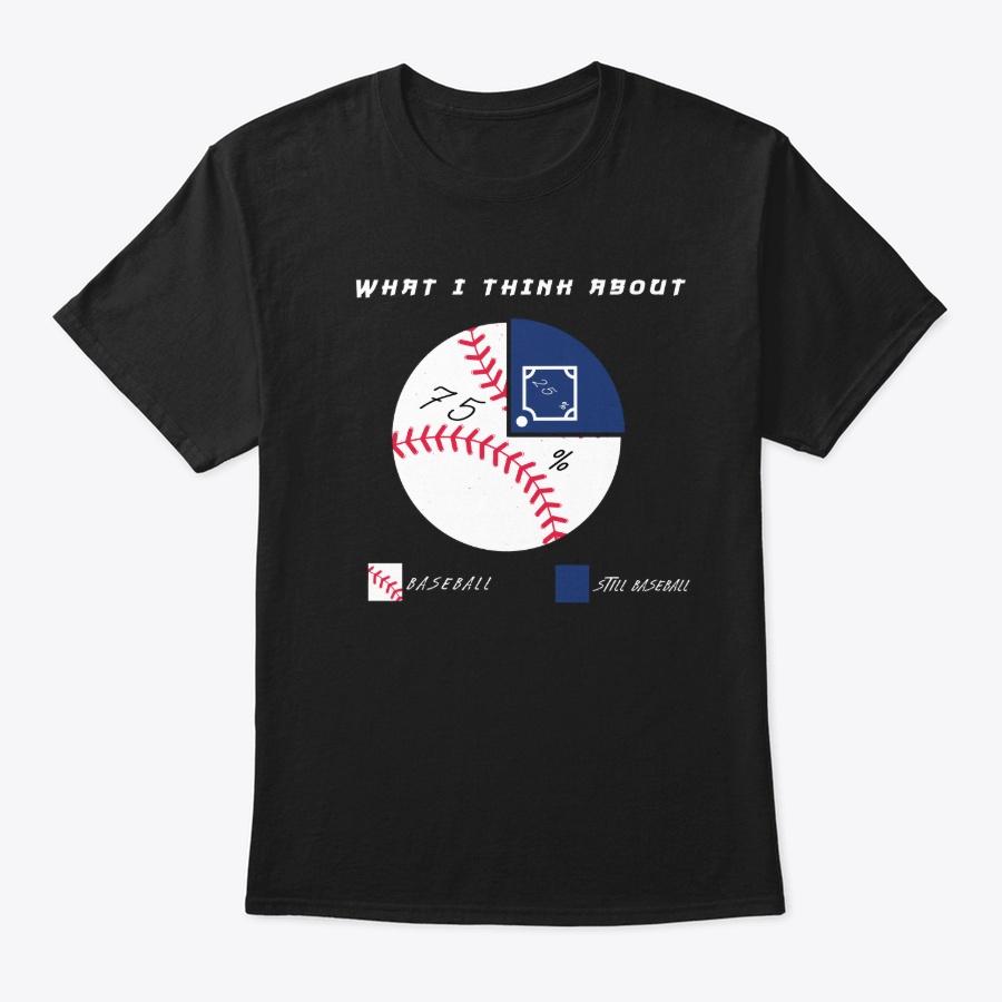 Baseball Life Diagram Unisex Tshirt