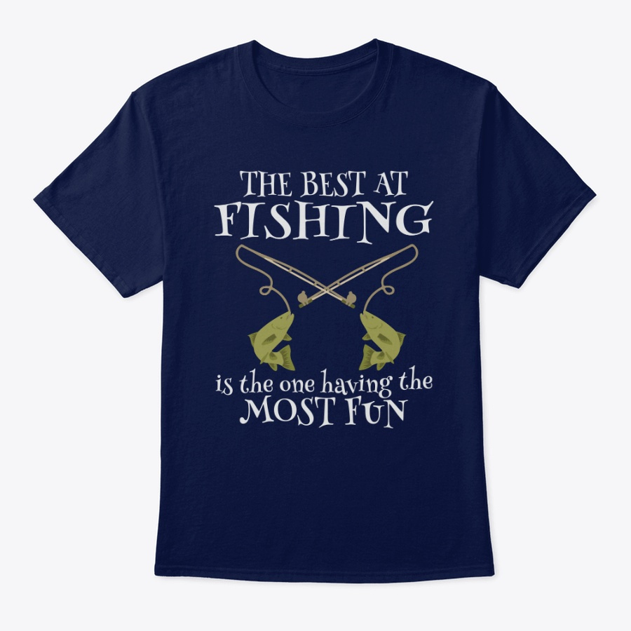 Best At Fishing Fun Hoodie Tshirt