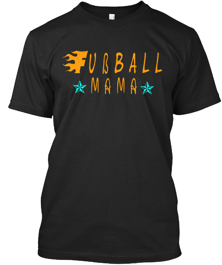 Custom-made-Fussball-Mama-T-shirt-Elegant-S-5XL-T-shirt-Elegant-S-5XL