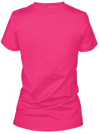 Cartoon Fisherman Heliconia Women's T-Shirt Back