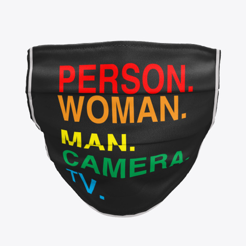 Person Woman Man Camera Tv Mask Products from Person Woman Man Camera TV |  Teespring